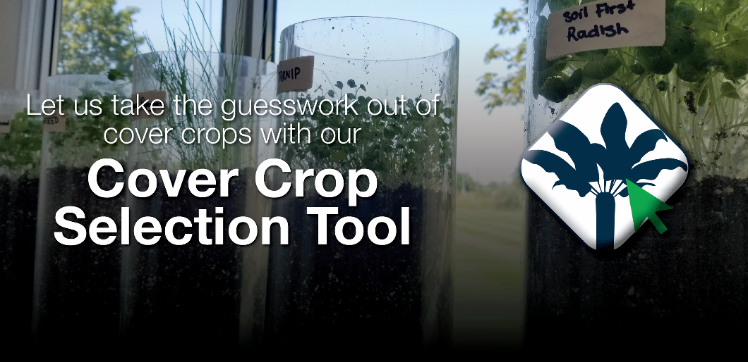 Cover Crop Selection Tool