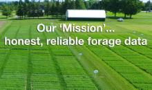 Our 'Mission'...honest, reliable forage data
